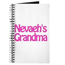 Nevaeh's Grandma Journal