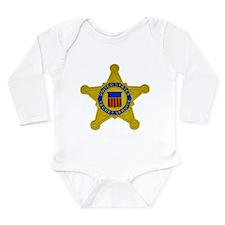 US FEDERAL AGENCY - SECRET SERVICE Body Suit