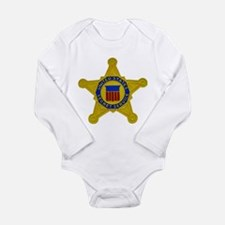 US FEDERAL AGENCY - SECRET SERVICE Body Suit