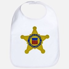 US FEDERAL AGENCY - SECRET SERVICE Bib