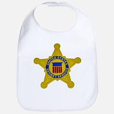 US FEDERAL AGENCY - SECRET SERVICE Bib
