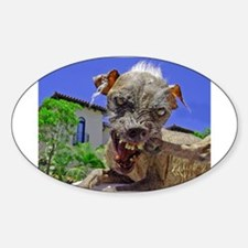 UGLIEST DOG! Decal