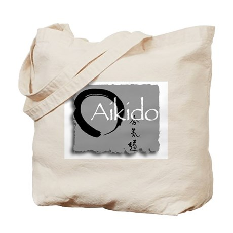 Aikido Cloth Tote Bag