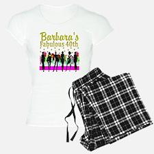 CUSTOM 40TH Pajamas