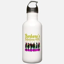 CUSTOM 40TH Water Bottle