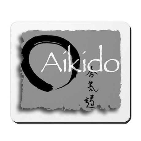 Aikido Cloth Mousepad