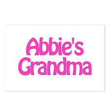 Abbie's Grandma Postcards (Package of 8)