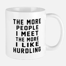 I Like More Hurdling Mug