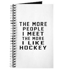 I Like More Hockey Journal
