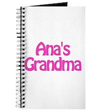Ana's Grandma Journal
