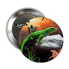 Gecko Lizard Button