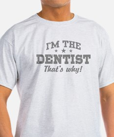 Unique Dentist T-Shirt