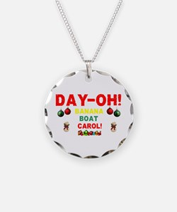 DAY-OH! BANANA BOAT CHRISTM Necklace