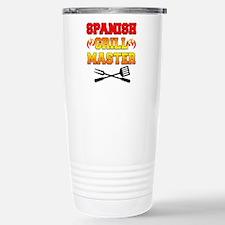 Spanish Grill Master Drinkware Travel Mug
