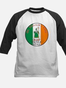 Doyle, St. Patrick's Day Kids Baseball Jersey