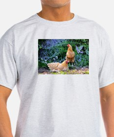 Chickens On The Farm T-Shirt