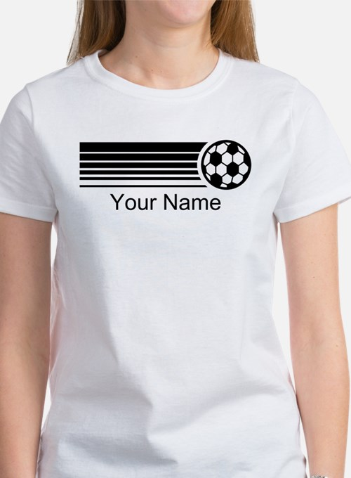 Soccer Personalized Tee