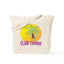 Club Chemo-Pancreatic Tote Bag
