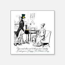 Ardently St. Patrick's Day Sticker