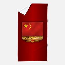 China Beach Towel