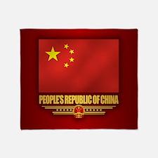 China Throw Blanket