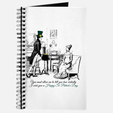 Ardently St. Patrick's Day Journal
