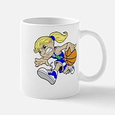 BASKET GIRL Mugs