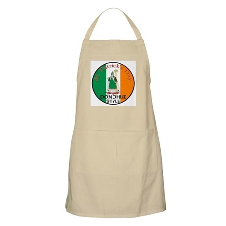 Donohue, St. Patrick's Day BBQ Apron