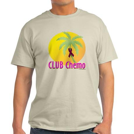 Club Chemo-Multiple Myeloma Light T-Shirt