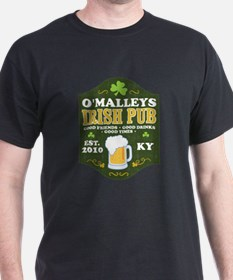 Irish Pub Personalized T-Shirt