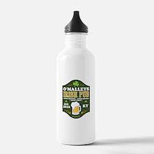 Irish Pub Personalized Water Bottle
