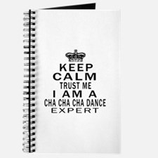 Cha cha cha Dance Expert Designs Journal
