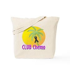 Club Chemo-Melanoma Tote Bag
