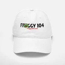 FROGGY 104 Baseball Baseball Cap