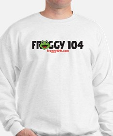 FROGGY 104 Sweatshirt