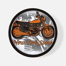 """Kawasaki """"New York Steak""""Wall Clock"""