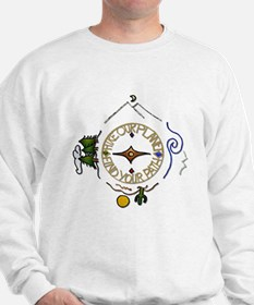 Hiker's Soul Compass Sweater