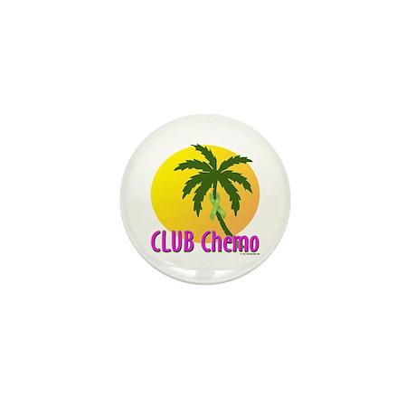 Club Chemo-Lymphoma Mini Button (100 pack)