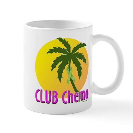 Club Chemo-Lymphoma Mug