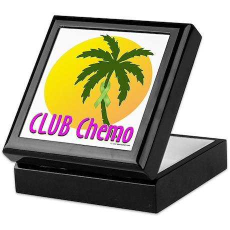 Club Chemo-Lymphoma Keepsake Box