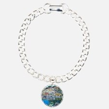 Unique Sicily Charm Bracelet, One Charm