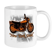 """New York Steak"" Kawasaki Small Mug"
