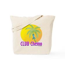 Club Chemo-Lymphedema Tote Bag