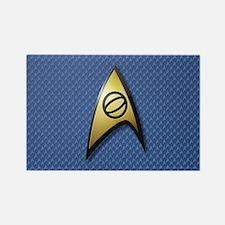 Star Trek: TOS Science Rectangle Magnet (10 pack)