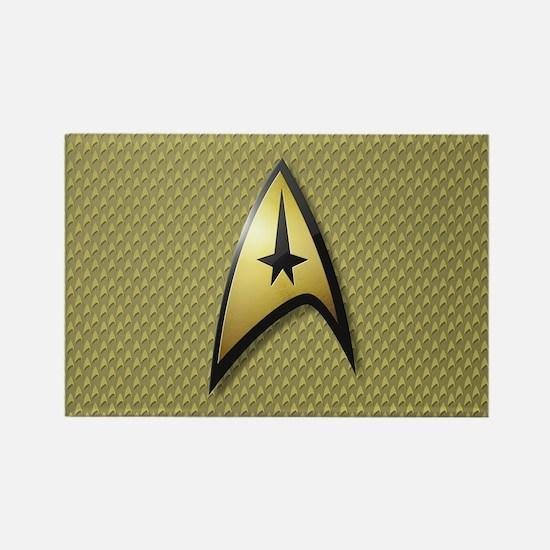 Star Trek: TOS Command Rectangle Magnet