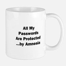 All My Passwords Are Protected Mug