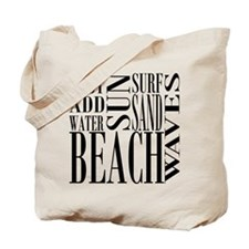 Cool Sand Tote Bag