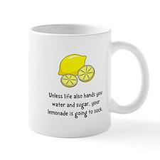 Lemonade Suck 2 Mugs