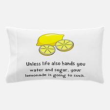 Lemonade Suck 2 Pillow Case