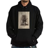 Cat Dark Hoodies